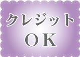 クレジットカード利用OK!